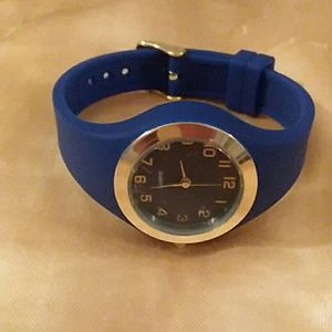 Classic Time Blue Watch